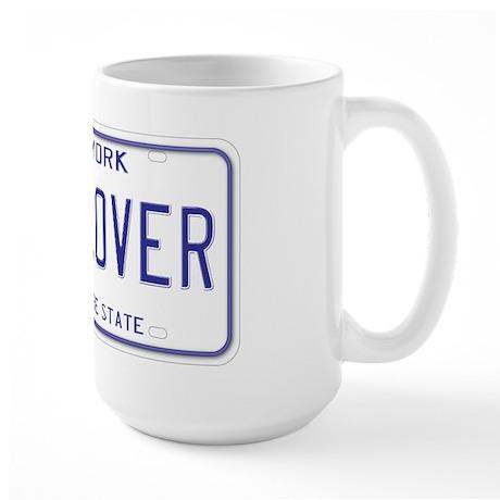 New York Cat Lover Large Mug
