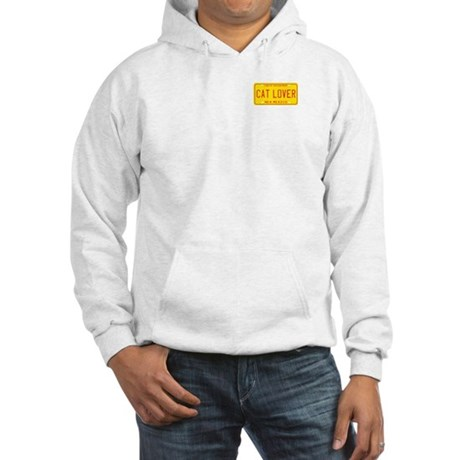 New Mexico Cat Lover Hooded Sweatshirt