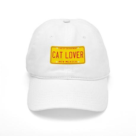 New Mexico Cat Lover Cap