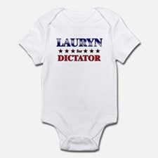 LAURYN for dictator Onesie
