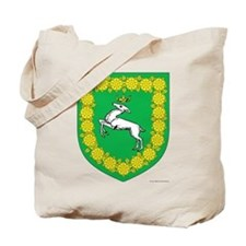 Queen of the Outlands Tote Bag