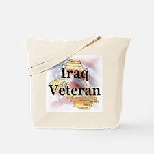 Iraq Veterans Tote Bag