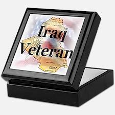 Iraq Veterans Keepsake Box
