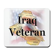 Iraq Veterans Mousepad