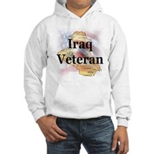 Iraq Veterans Hoodie