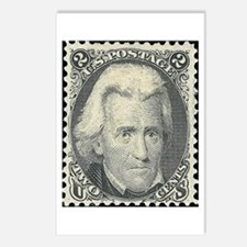 Stamps Postcards (Package of 8)