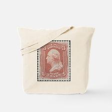 Cute Postage Tote Bag