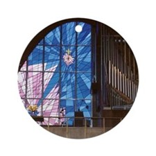 Trinity Lutheran- Springfield, OH Ornament (Round)
