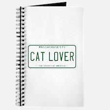 Massachusetts Cat Lover Journal