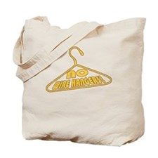 No Wire Hangers! Tote Bag