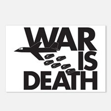War is Death Postcards (Package of 8)
