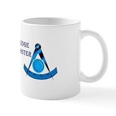 Blue Lodge Past Master Mug