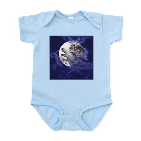Moon Wolf ~ Infant Bodysuit