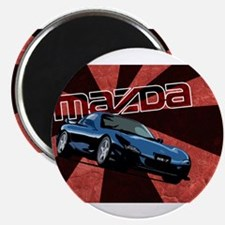 MazdaRX7 Rectangular Magnets