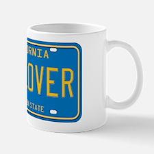 California Cat Lover Mug