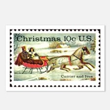 Cool Religious christmas Postcards (Package of 8)