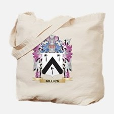 Killick Coat of Arms - Family Crest Tote Bag