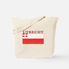 Utrecht Flag Tote Bag