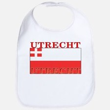 Utrecht Flag Bib