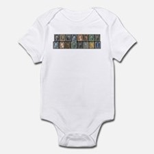 Cool Stamp Infant Bodysuit