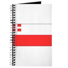 Utrecht Blank Flag Journal