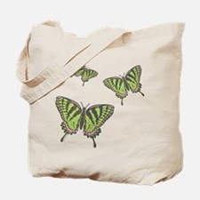 Celtic Swallowtail Tote Bag