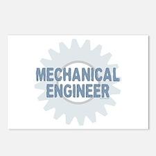 Mechanical Engineer Postcards (Package of 8)
