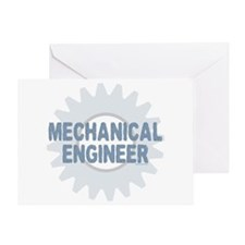Mechanical Engineer Greeting Card