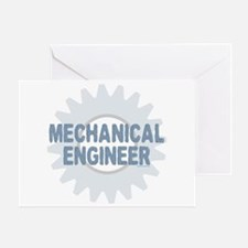 Mechanical Engineer Greeting Card