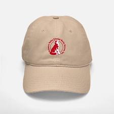 DVSHR Red Logo Baseball Baseball Cap