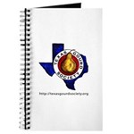 Texas Gourd Society Logo Journal