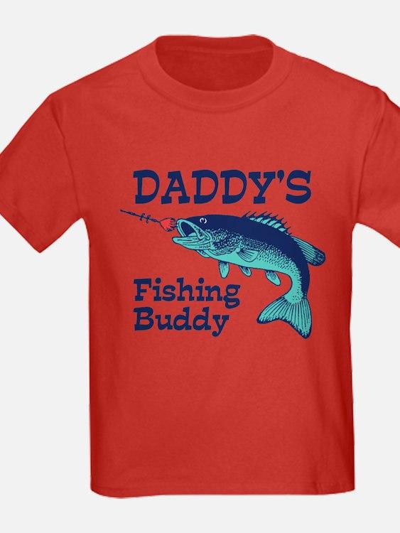 Kids fishing t shirts fishing shirts for kids for Toddler fishing shirts