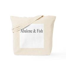 Cute Seafood Tote Bag