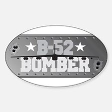 B-52 Bomber Aviation Stickers