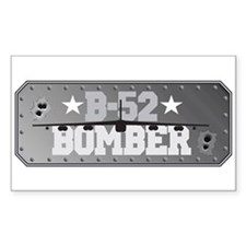 B-52 Bomber Aviation Decal