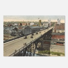 Vintage Youngstown - Market St. Postcards (Package