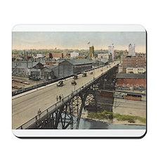 Vintage Youngstown - Market St. Mousepad