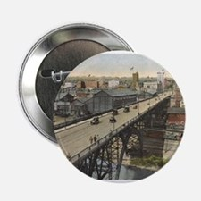 """Vintage Youngstown - Market St. 2.25"""" Button"""