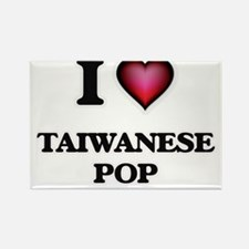 I Love TAIWANESE POP Magnets