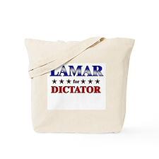 LAMAR for dictator Tote Bag