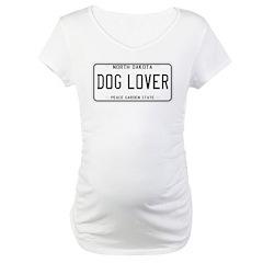 North Dakota Dog Lover Shirt