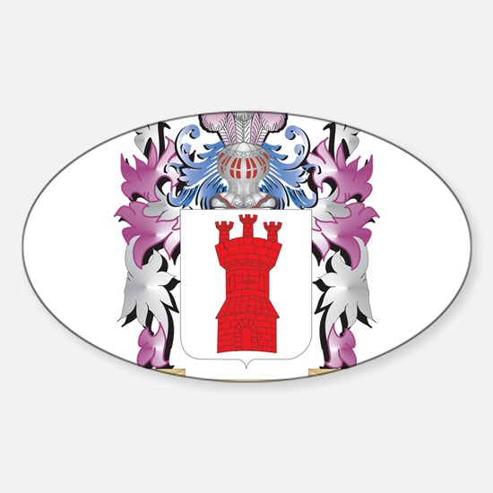 Kinsey Coat of Arms - Family Crest Decal
