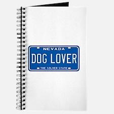Nevada Dog Lover Journal