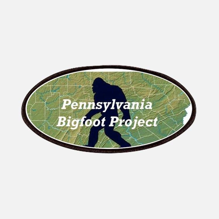 Pennsylvania Bigfoot Project Patch
