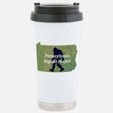 Pennsylvania Bigfoot Project Travel Mug