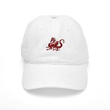 Red Dragon Baseball Cap