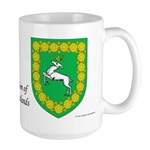 Queen of the Outlands Large Mug