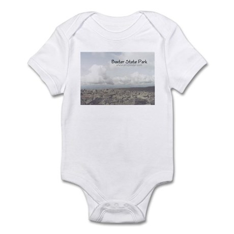 Baxter State Park Infant Bodysuit