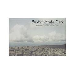 Baxter State Park Rectangle Magnet