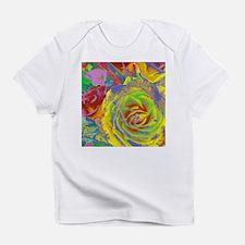 Extreme Yellow Rose Infant T-Shirt